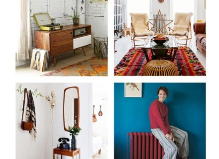 bohemian decorating