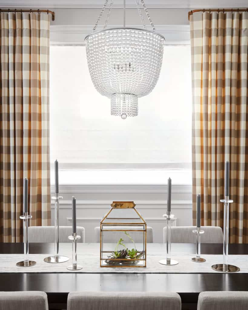 Window Treatment Ideas Roman Shades And Dry Panels