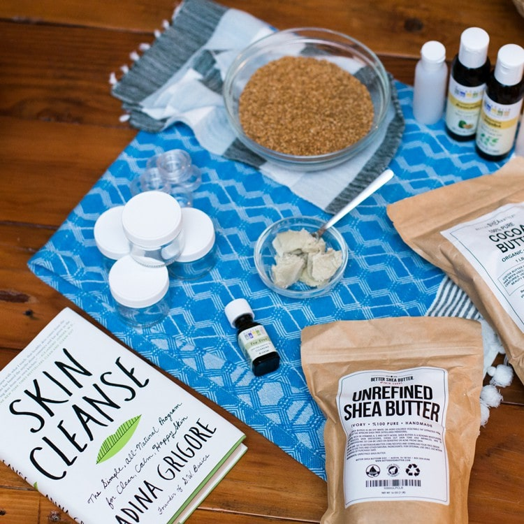Natural Skin Care Party - Centered by Design
