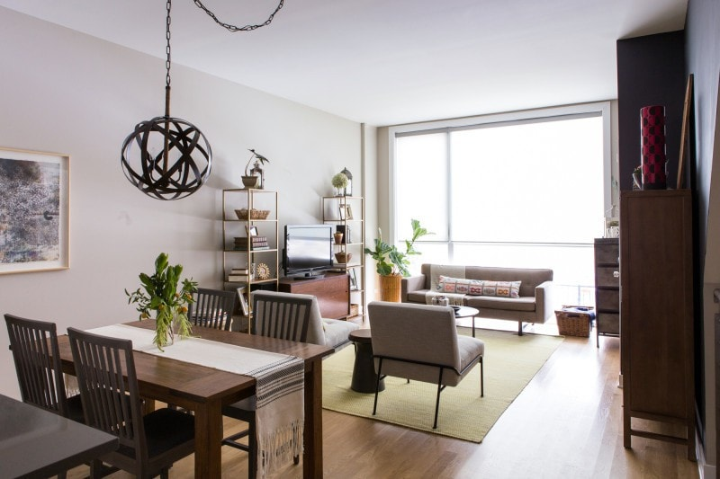 Modern Condo Design Makeover Before After Pictures