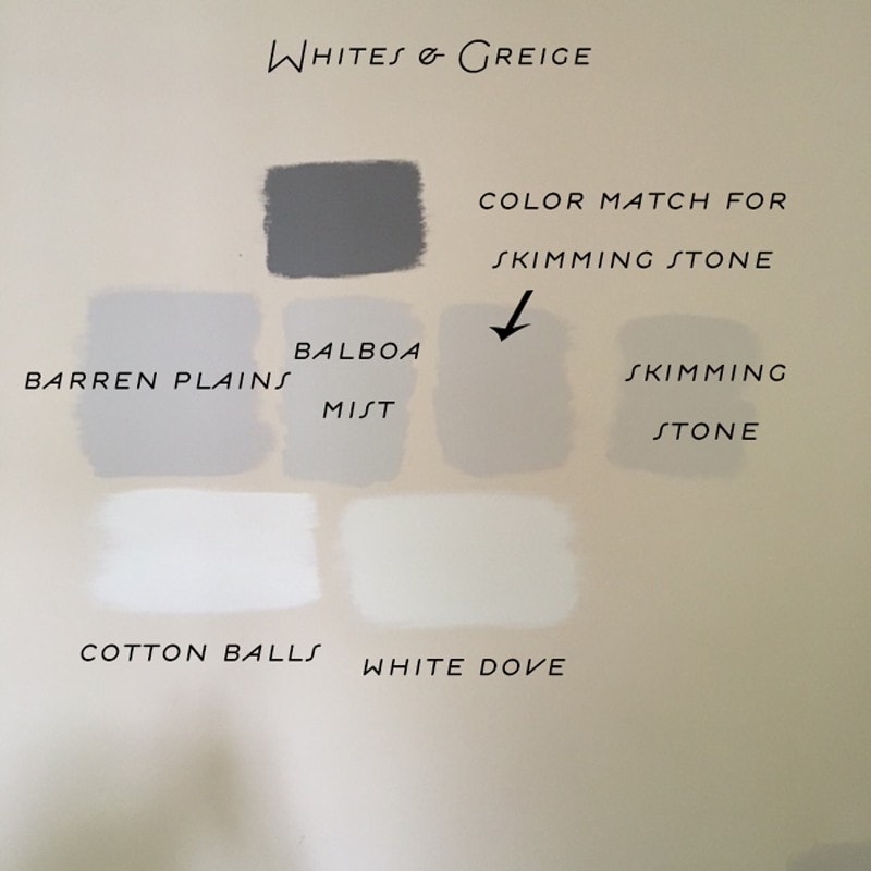 Picking Greige Paint Colors For Your Home
