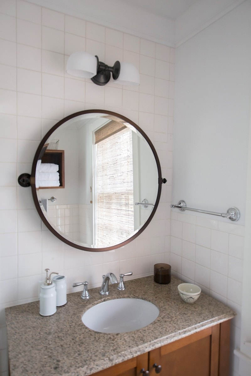 Easy bathroom updates for Bathroom updates