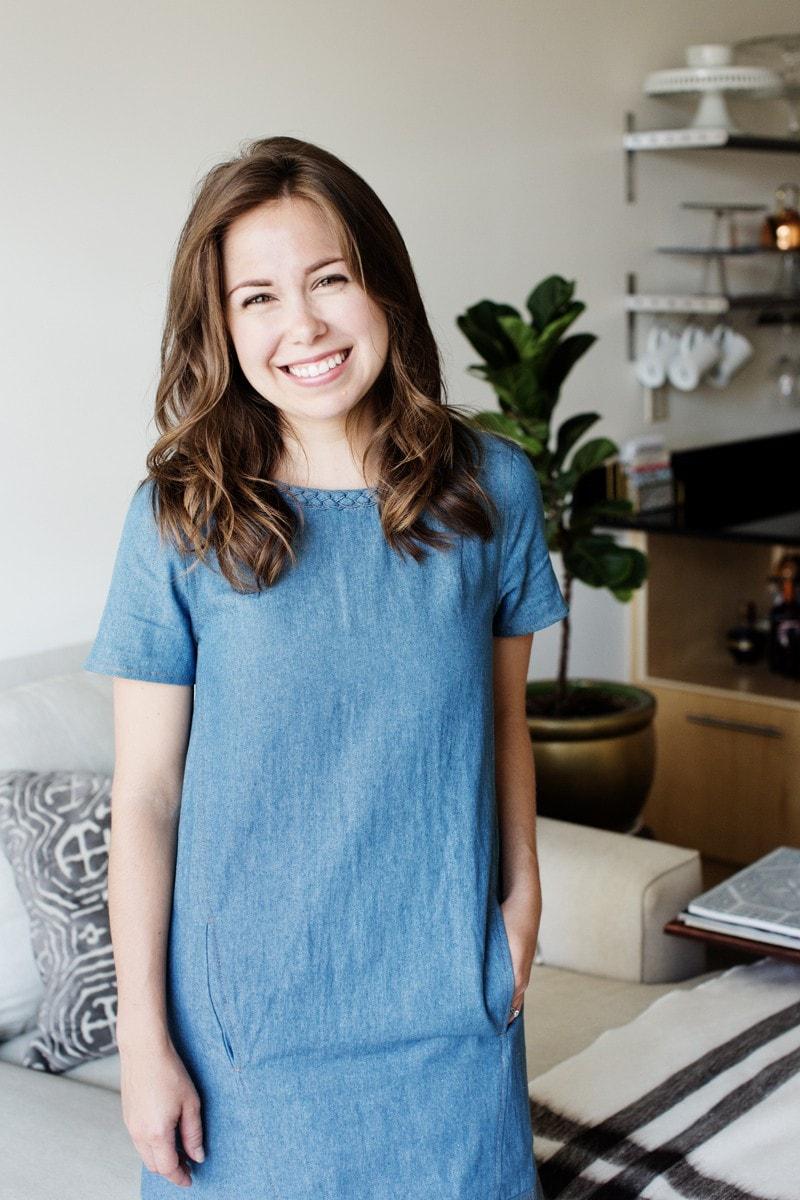 The lovely Erin.