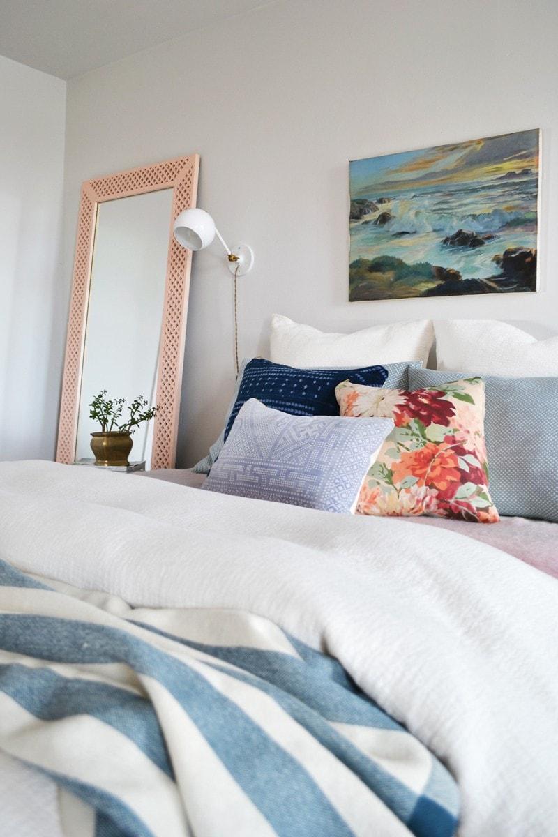 Emily's pretty bedroom!