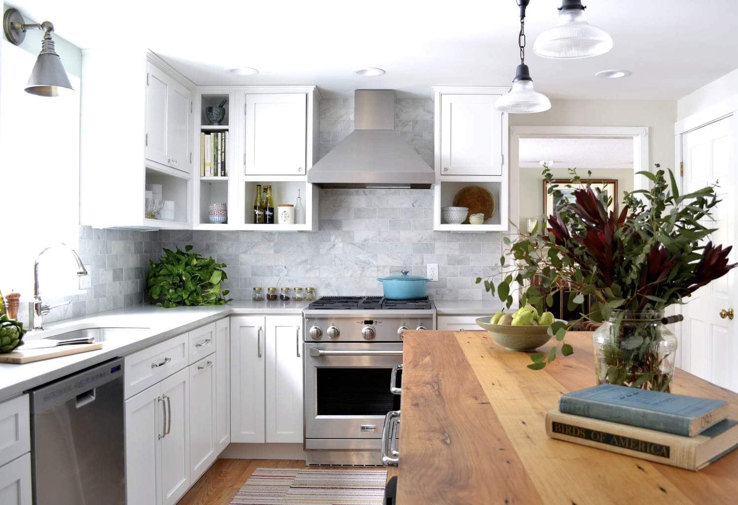 Kitchen by Rehabitat