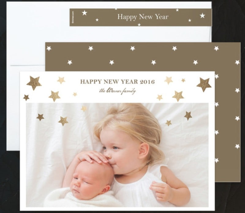 gold-foil-holiday-card