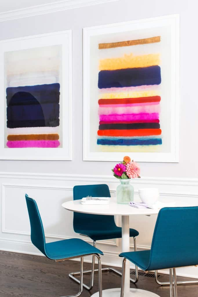 colorful large scale art hapi art