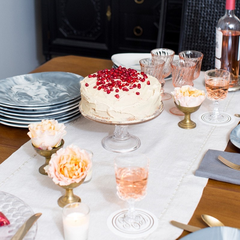 valentine's day dinner party ideas