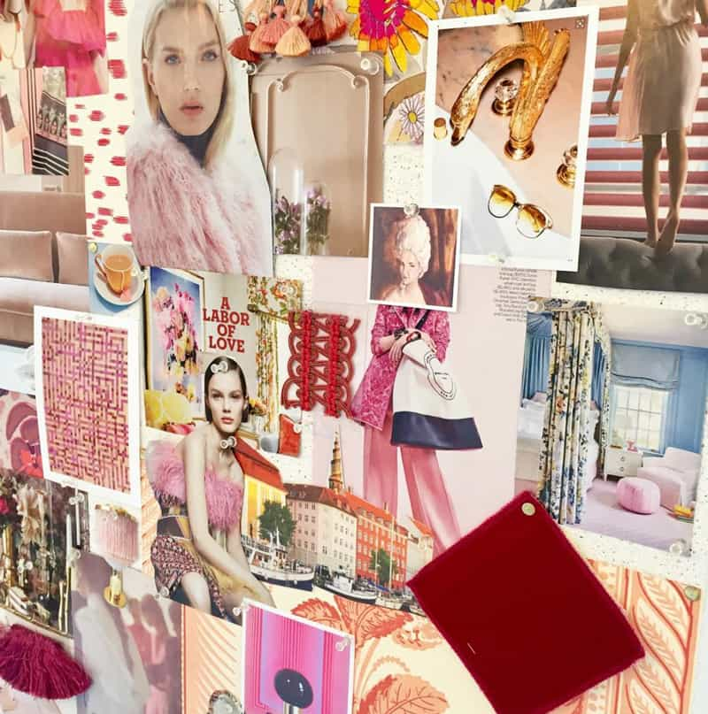 Hope You Are Feeling The Mood Board Inspiration, Try One Of Your Own!