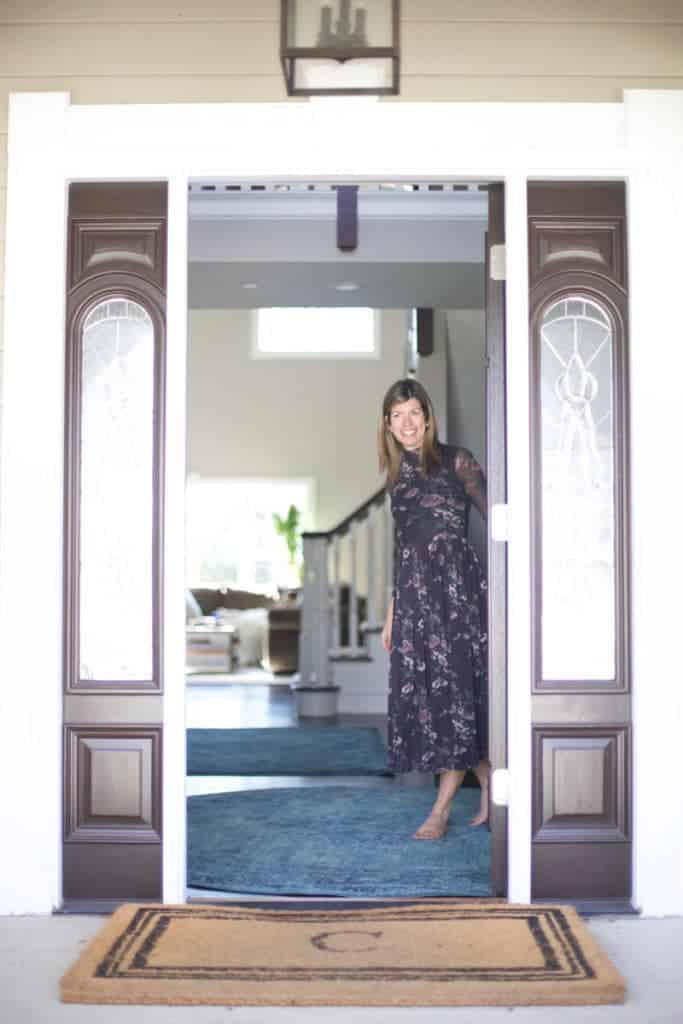 & Spring Home Tour Series with Design Blogger Doreen Corrigan