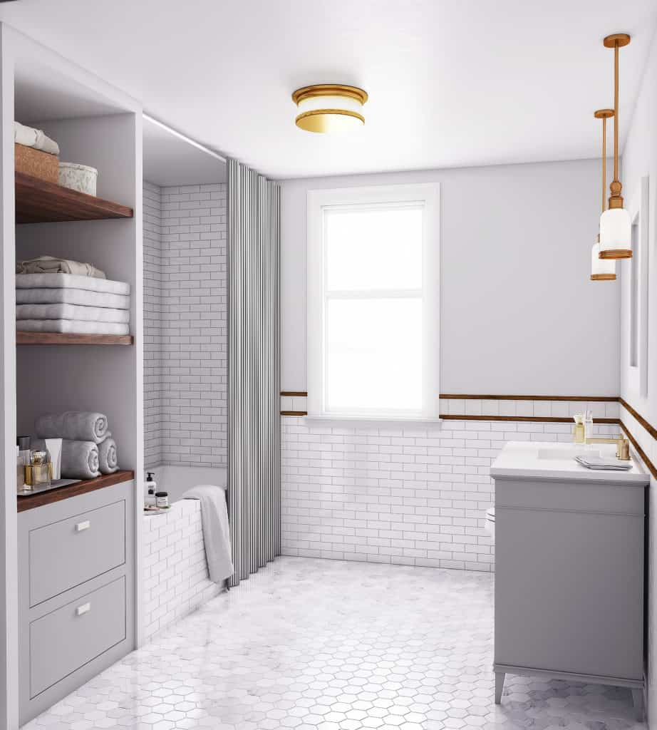 Small Bathroom Remodel: Before and After Design Ideas