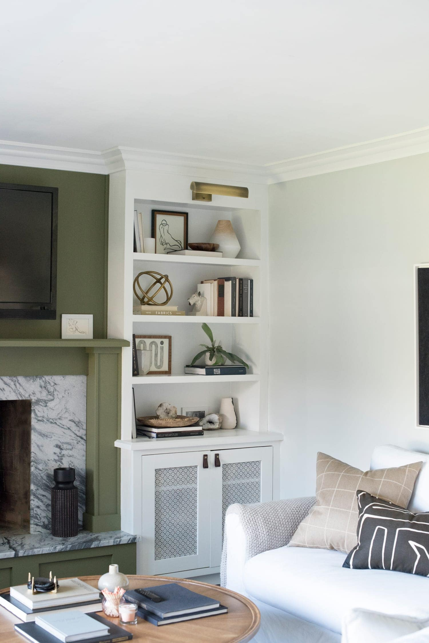 Living Room Paint Color Palette