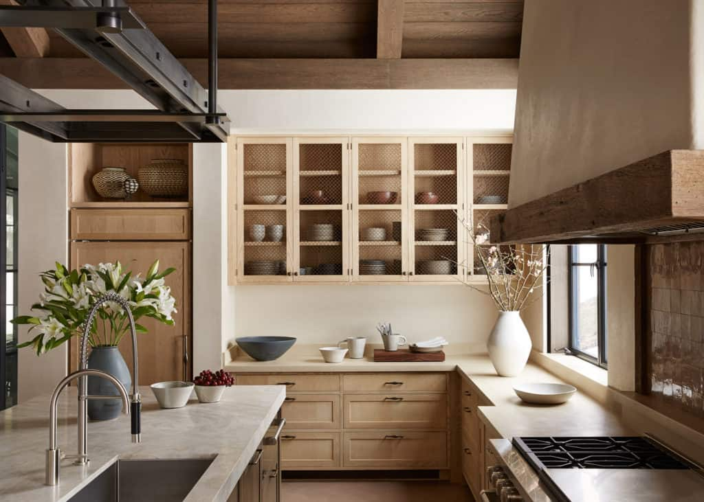 Marvelous Kitchen Trends 2018 Wood Cabinets