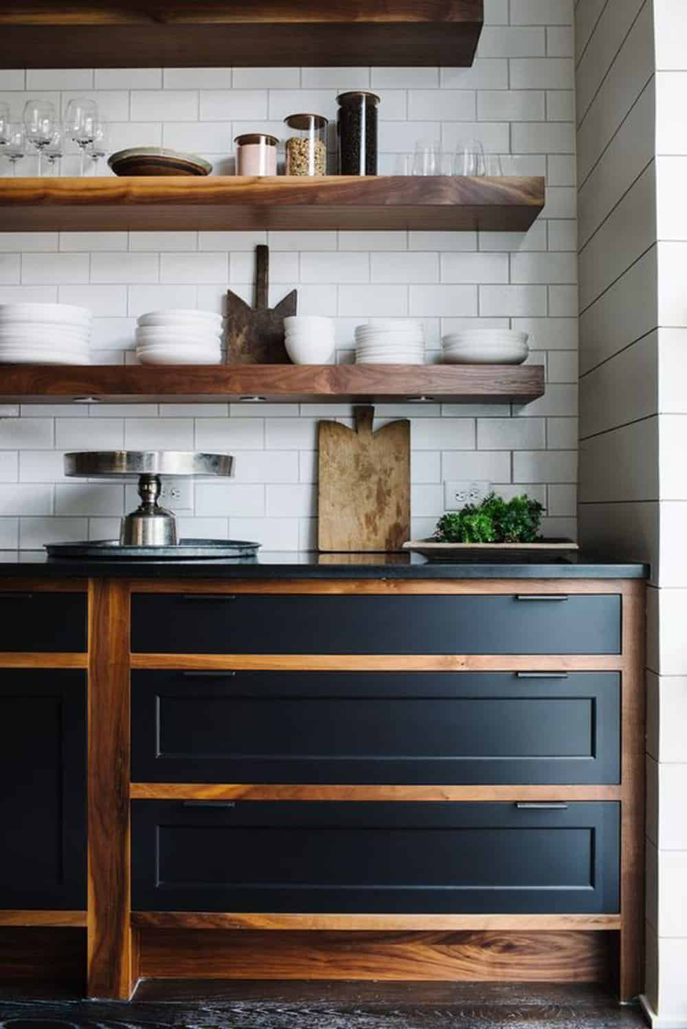 Kitchen design trends 2018 centered by design - Kitchen organization ideas small spaces paint ...