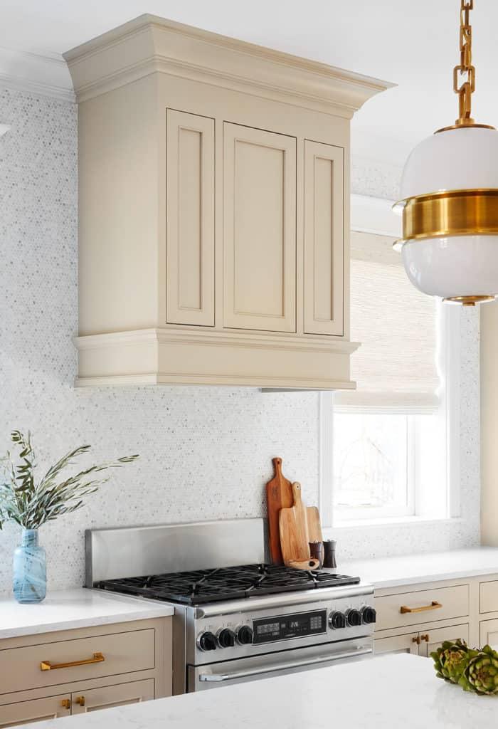 artistic tile marble backsplash