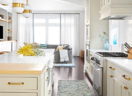 bright airy kitchen reveal