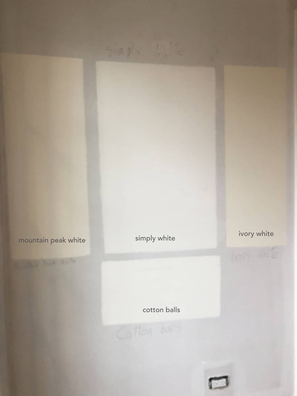 Off White Paint Ideas Benjamin Moore