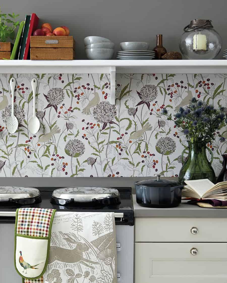 wallpaper+kitchen+backsplash