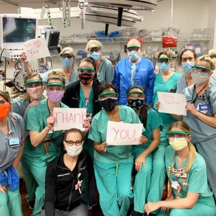 covid19+ER+nurses