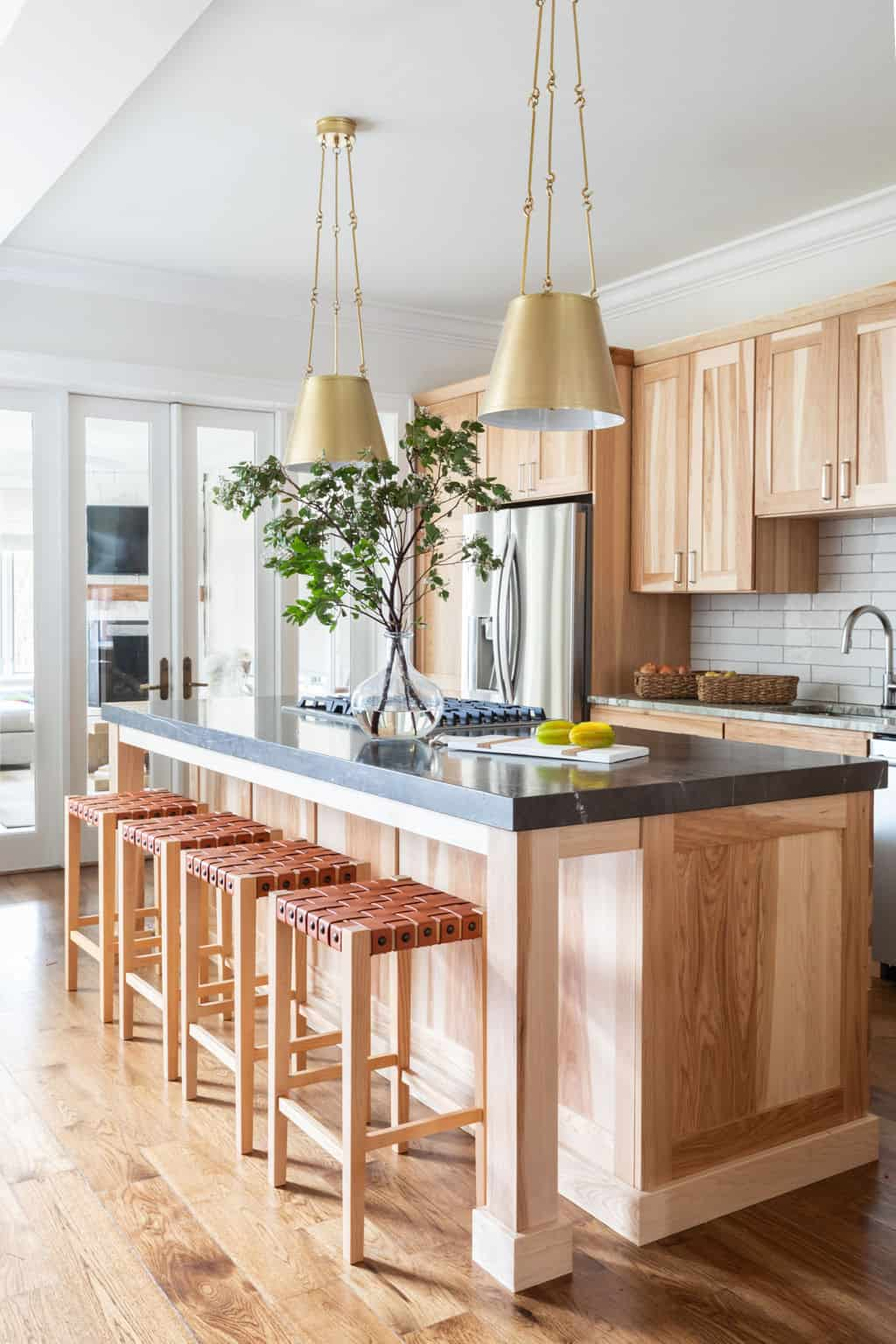 North Shore kitchen, Centered by Design