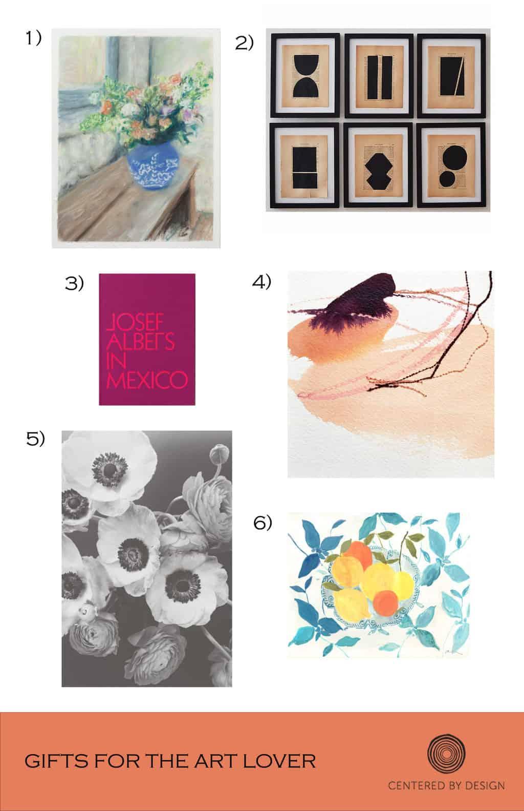 interior designer gift guide