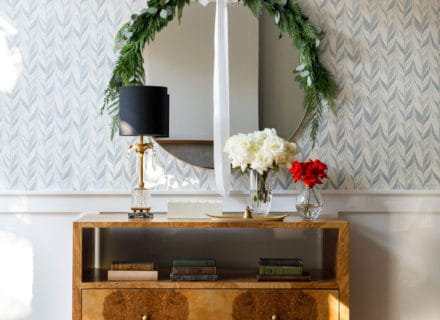 holiday+garland+diy